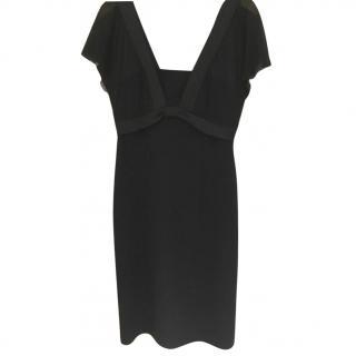 MaxMara Black Cocktail Dress