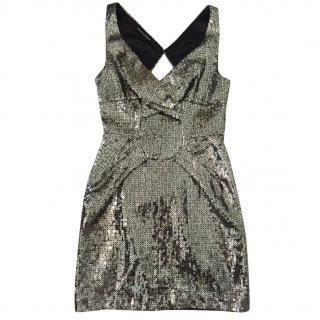 Paola Freani Sequin Dress