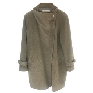 Gerard Darel Wool Blend Coat.