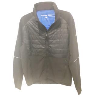 Michael Kors Black Stretch & Padded Jacket. Size: S.