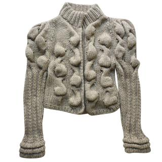 Hugo Boss Knitted Cardigan