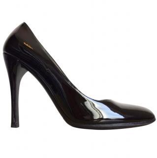Prada black panted shoes/pumps