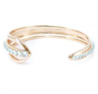 Katie Rowland blue topaz bangle