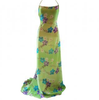 Balmain Summer Maxi Dress