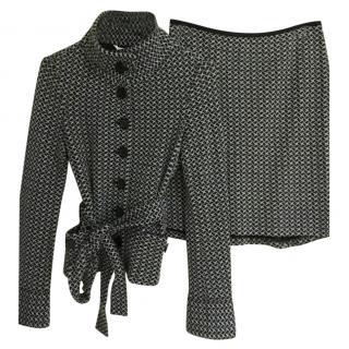 Diane vonFurstenberg Fitted Suit