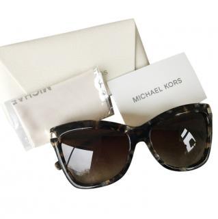Michael Kors Audrina tortoiseshell sunglasses