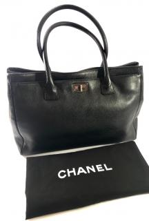 Chanel Reissue Cerf Tote