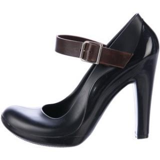 Marni navy heels
