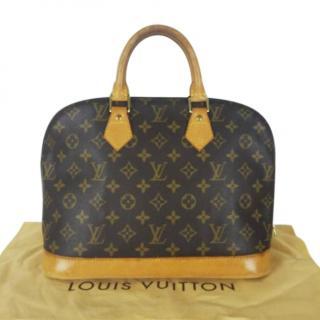 Louis Vuitton Alma PM Monogram Tote 10795 ada4e1bea1340