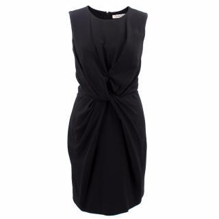 Christian Dior Sleeveless Classic Black Dress