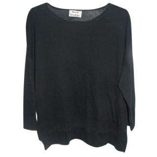 Acne Studios Zola Knit Top