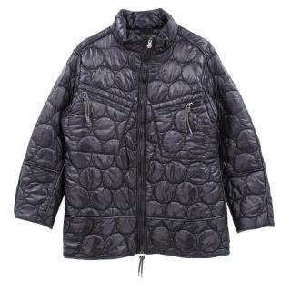 Jet Set Polyamide Black Jacket