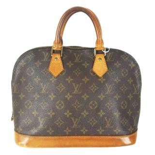 9216e156af04 Louis Vuitton Alma PM M51130 Monogram Handbag 10800