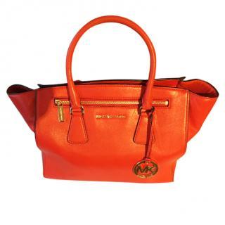 Michael Kors Saffiano Leather bag