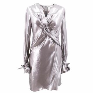 Iro Silver Anabela Dress