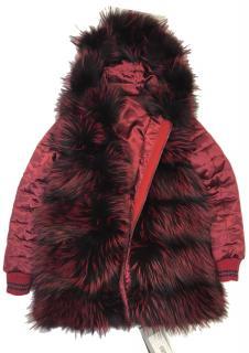 Mala Mati Fox Fur Coat