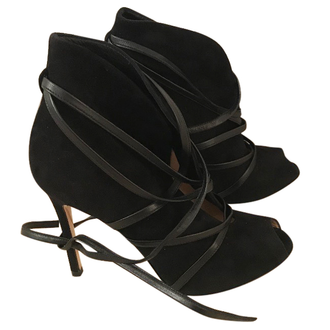 Gianvito Rossi ankle boots  uk 5