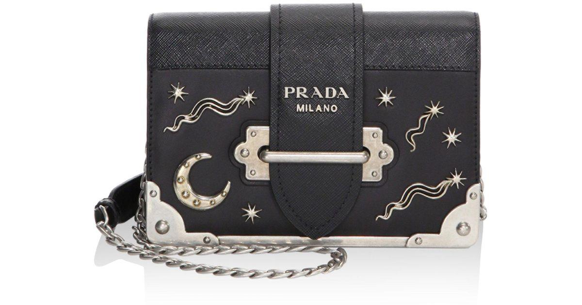 Prada Cahier Celestial Bag
