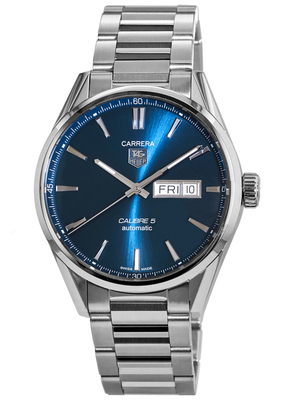 Tag Heuer Carrera Calibre 5 Day/Date Watch
