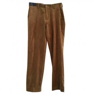 Ralph Lauren classic fit Newport pants