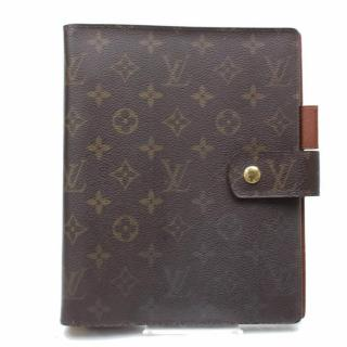 Louis Vuitton GM Brown Monogram Agenda Cover