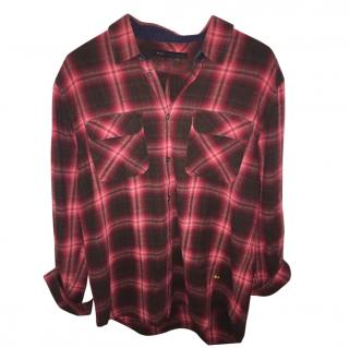Marc Jacobs check shirt