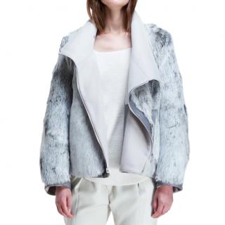 Helmut Lang Void Fur Jacket