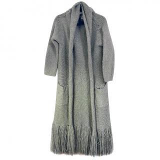 Elizabeth & James oversized long Cardi/Coat