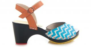 Sophia Webster Ava Zig Zag sandals