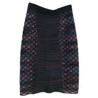 Missoni Stretch-knit pencil skirt