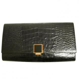 Smythson clutch bag