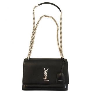 Saint Laurent Black Shoulder Bag