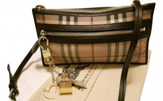 Burberry crossbody or waist bag