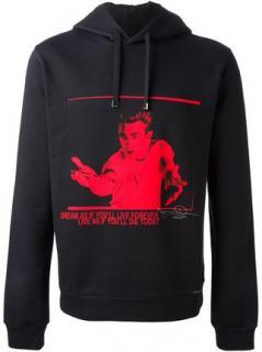 Dolce & Gabbana James Dean print hoodie