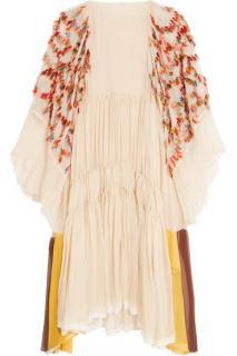 Chloe Angel Sleeved Dress