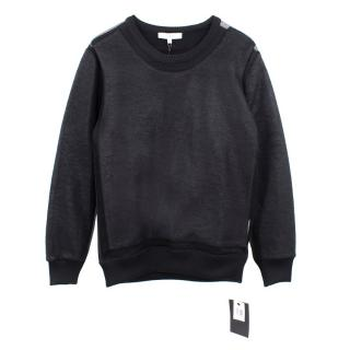 IRO Black Sweatshirt