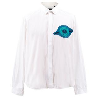Burberry Prorsum White Shirt