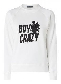 Alexa Chung Boy Crazy Sweatshirt