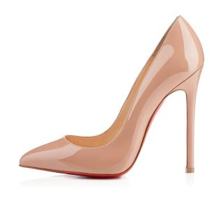Christian Louboutin Nude 120mm Pigalles