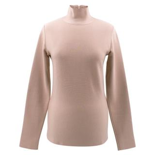 Celine Tan Turtleneck Jumper