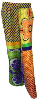 P.A.R.O.S.H Multicoloured Wide Legs Trousers