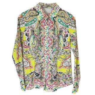 Etro Multicolored Shirt.