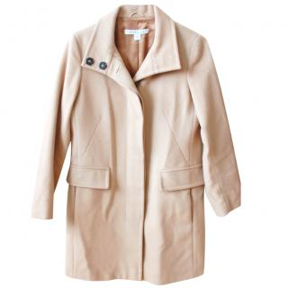 Marella Wool Camel Coat