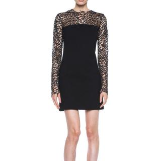 Christopher Kane Back lattice dress