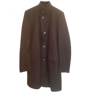 New Boss wool coat