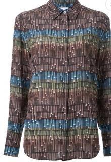 Scanland Theodore silk shirt