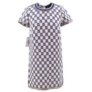 Isabel Marant Mallonia 70's Jacquard Dress