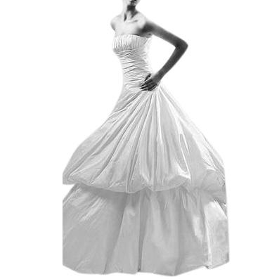 PRONOVIAS Manuel Mota Bridal Gown
