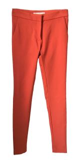 Stella Mccartney Orange Trousers