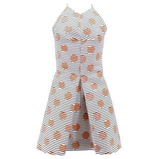 Kenzo Patterned Mini Dress